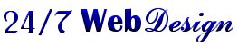 Welcome to 24/7 Web Design
